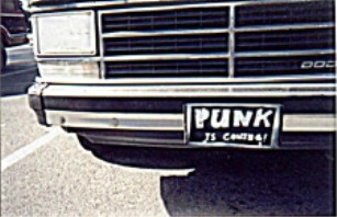 PUNK is coming!
